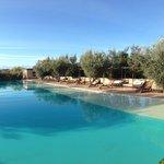 Autre vue de la piscine