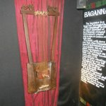 Ethnological Museum: musical instrument
