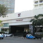 Entrance to the Trident