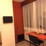 В номере есть телевизор