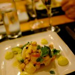 First course: Ceviche