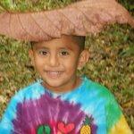 Our Mayan boy
