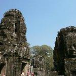 Bayon in Angkor, Cambodia.