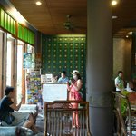 Hotel Foyer / Travel desk