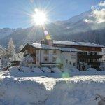 Hotel Nova im Winter