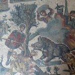 Mosaik der Kleinen Jagd