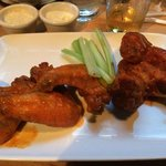 Hot and Flame Wing Combo - the best ever!