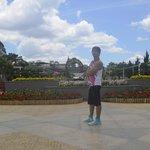 A day in Dalat Flower Park
