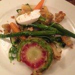 Awesome Seasonal Veggie Salad