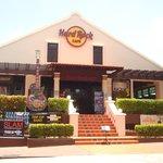 The displaced Hard Rock Cafe