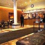 Lobby - reception