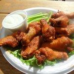 Chix wings