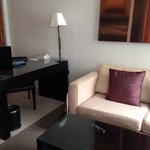 lounge are in executive room