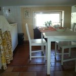 La cucinetta della mansarda