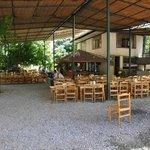 Saklıkent Paradise Park Restaurant Foto