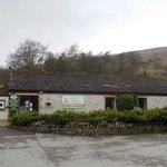 03 April 2014 : Front of Kilnsey Park Tea Room