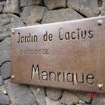 L'ENTREE DU JARDIN