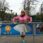 Как я выгляжу в этой балетной пачке?
