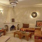 Riad Cherrata  - luxurious lounge!