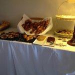 Petit-déjeuner (buffet à volonté