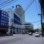 Hotel on main street
