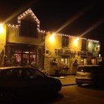 warm and cosy pub