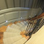 Winding Stairs Leading To Room No. 106