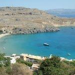Le port de Lindos