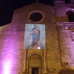 Cattedrale di Santa Maria Assunta, facciata.