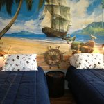 Pirate room in madhatter