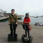 Down by Port Vell