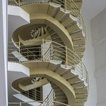 Internal staircase