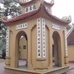 Chua Tran Quoc grounds