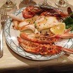 poissons grillės