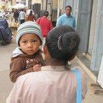 Покупательница с ребенком