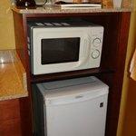 mini copa/cozinha