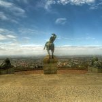 Rhodes Memorial Cape Town South Africa