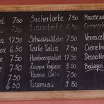 List of desserts