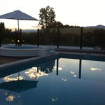 Relaxamento junto à piscina
