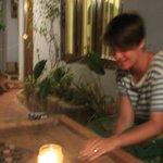 Playing karam