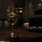 Scotch and cigar club.