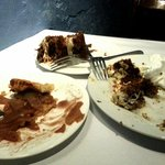 So dissapointed. Your cakes and pies are no longer as good as they were. Service was even worse.