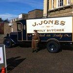Jones's Van