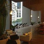 Pool/Spa/Lounge area