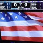 HD scoreboard at the arena