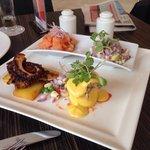 Foto van Chabuca Restaurant and Bar