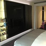 TV/Mini bar Vibe room