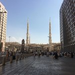 Only minutes from Al Masjid Al Nabawi