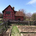 The kids' favorite:  the English farm.