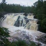 Kawishiwi Falls Trail